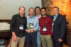 Premiazione Webroot Best Performer 2016