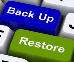 Il backup senza restore è completo a metà