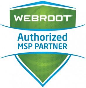 Webroot Authorized MSP PARTNER